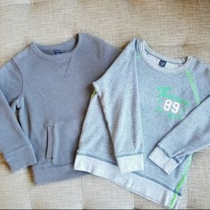 GAP bundle/Boys sweaters (Age 4)
